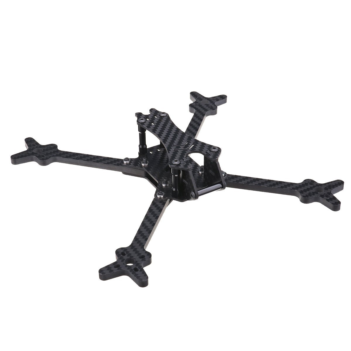 URUAV UF6 5 Inch 220mm Carbon Fiber FPV Racing Frame Kit 5mm Arm Plate for RC Drone
