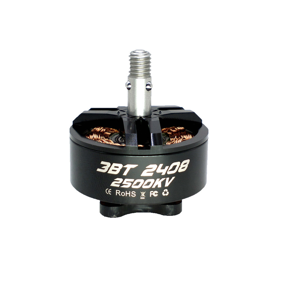 3Bhobby Training Series 2408 POPO 1900KV 6S/ 2500KV 4S Brushless Motor for RC Drone FPV Racing