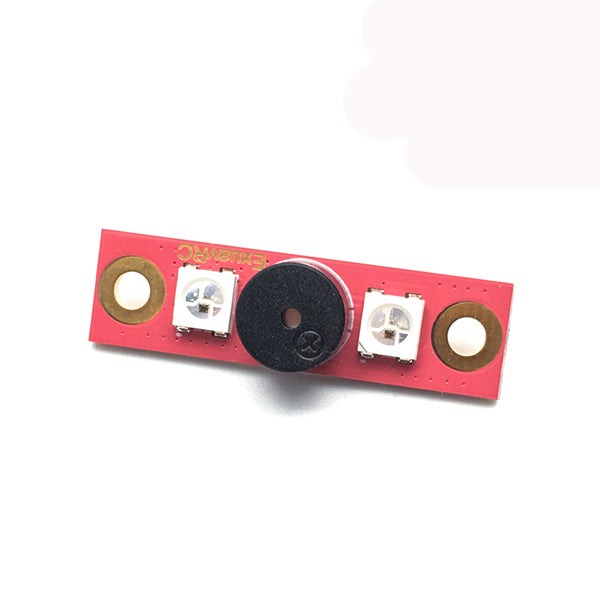 Exuav 6V Led Buzzer Module 28mm Holes for Flytower Flight Controller 2.2g for RC Drone FPV Racing