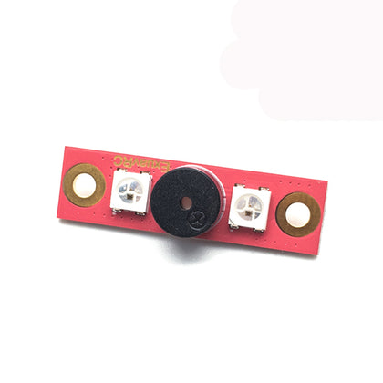 Exuav 6V Led Buzzer Module 28mm Holes for Flytower Flight Controller 2.2g for RC Drone FPV Racing - Drone 4 Racing Drone 4 Racing Default Title Drone For Racing