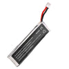 10Pcs URUAV 3.8V 550mAh 50/100C 1S HV 4.35V PH2.0 Lipo Battery for Emax Tinyhawk Kingkong/LDARC TINY