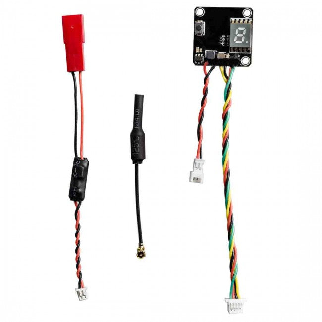 AKK X5 16*16mm 25mW/50mW/100mW/200mW 5.8GHz 37CH AV FPV Transmitter VTX with Smart Audio PIT Mode