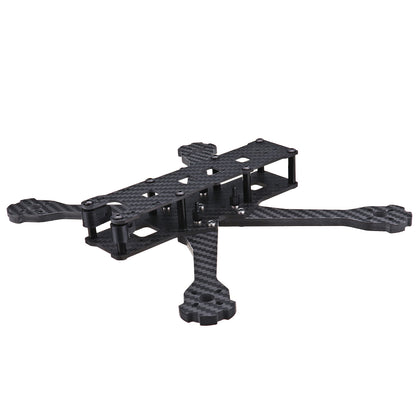 URUAV UF3 5/6/7 Inch 220/250/300mm Carbon Fiber FPV Racing Frame Kit 5.5mm Arm for RC Drone