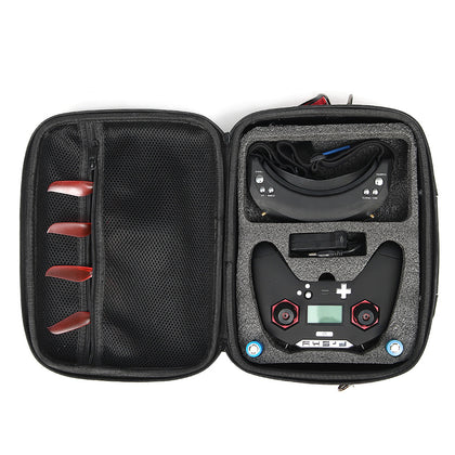 Realacc X-lite Transmitter Edition FPV RC Drone Shoulder Bag Handbag for FrSky X-lite/ X-lite S/ X-lite Pro