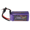 MY Red Beret 14.8V 1800mAh 100C 4S Lipo Battery XT60 Plug for FPV Racing RC Drone