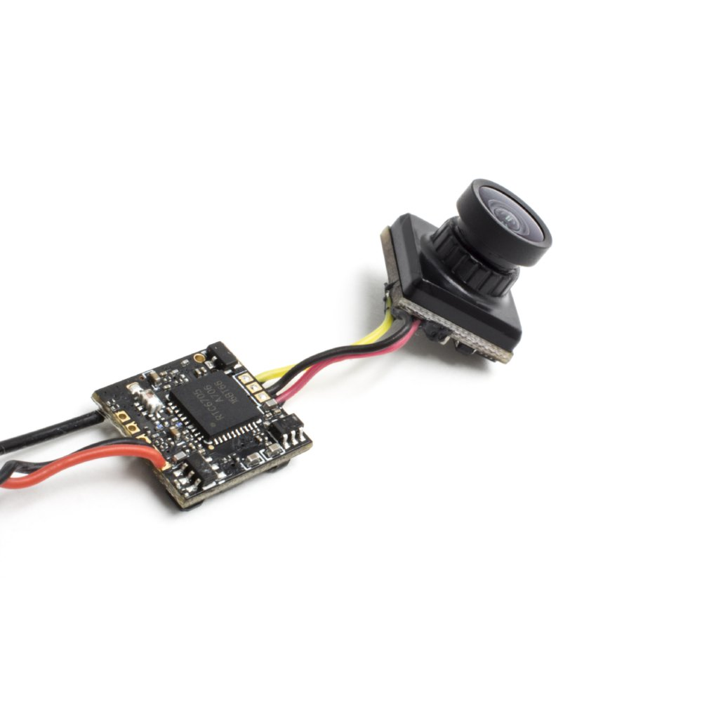 "FPV Camera With VTX For RC Drone Caddx Firefly 1/3"" CMOS 1200TVL 2.1mm Lens 16:9 / 4:3 NTSC/PAL"
