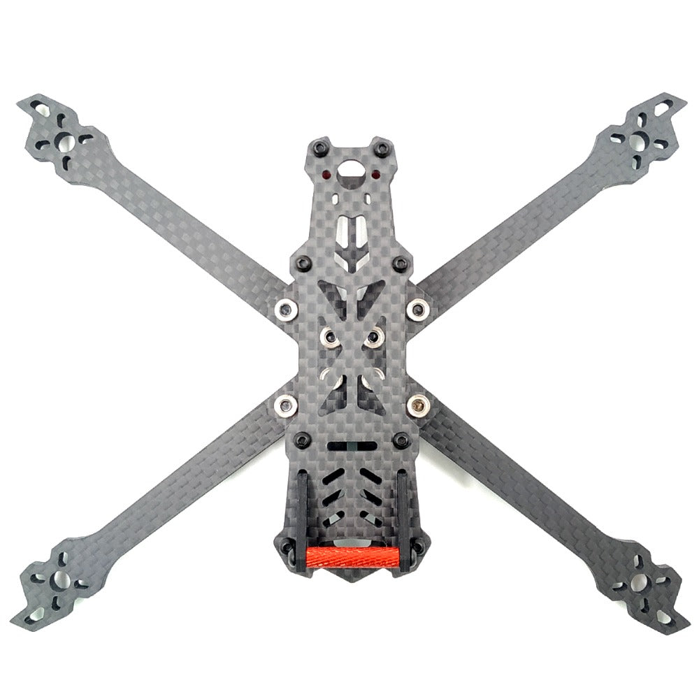 AlfaRC Fighter175 175mm Wheelbase 4mm Arm Carbon Fiber Frame Kit for RC Drone FPV Racing