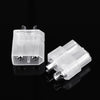 10 Pairs/20 PCS Connector for RC Drone FPV Racing URUAV XT60 Transparent Plug Male Female Bullet