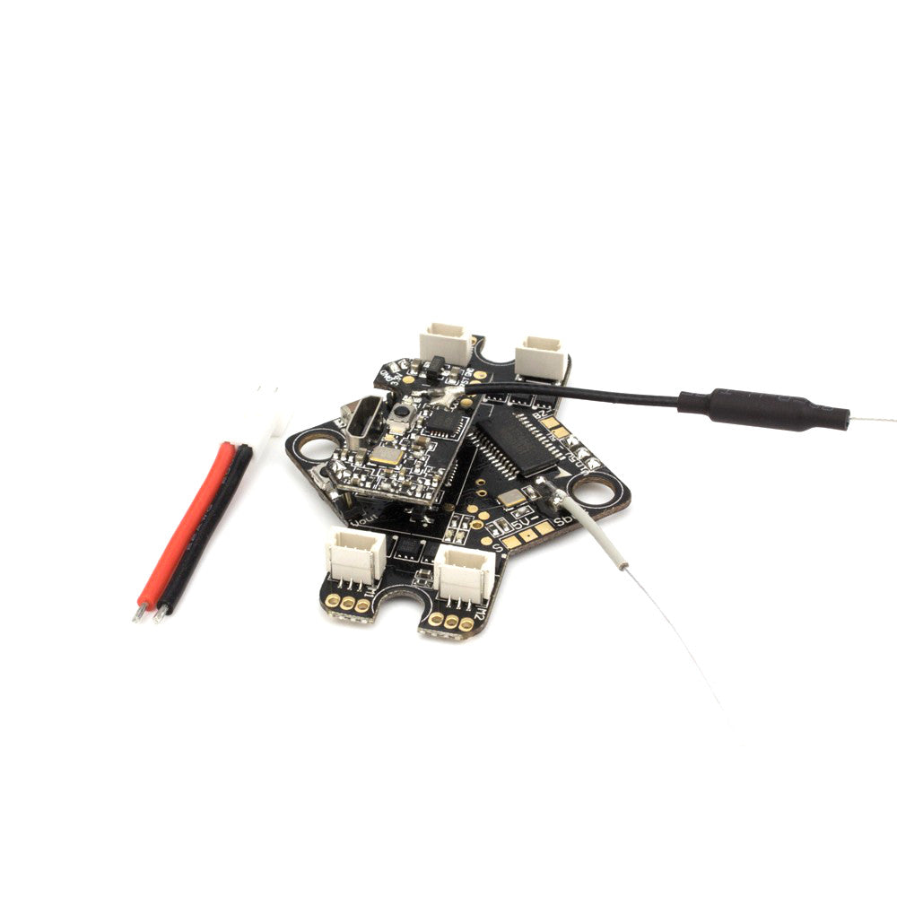 Emax Tinyhawk Indoor FPV Racing Drone Spare Part AIO Flight Controller/VTX/Receiver F4 4in1 3A