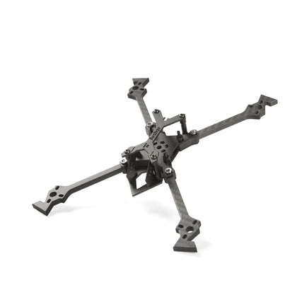 FPV Racing Frame Kit iFlight Archer X5 218mm Wheelbase 6mm Arm Carbon Fiber