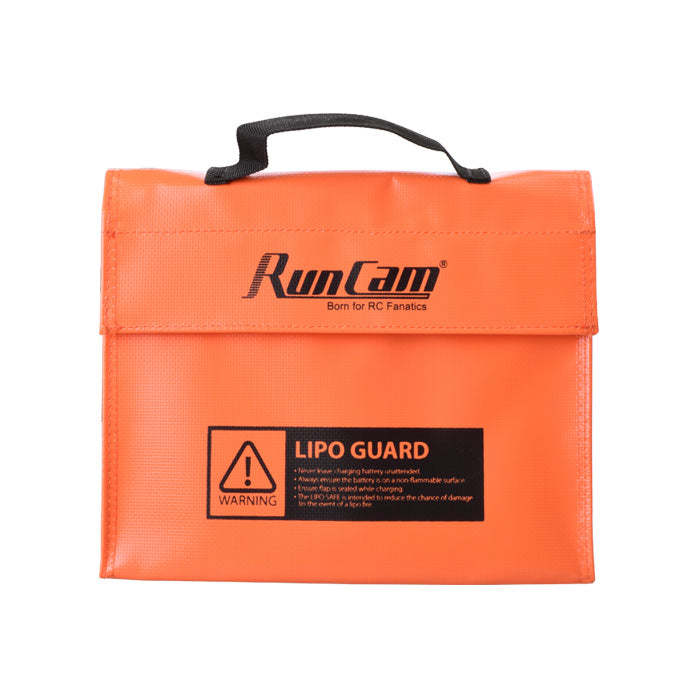 RunCam Lipo Battery Guard Bag 240x180x65mm For FPV Racing RC Drone Multi Rotor