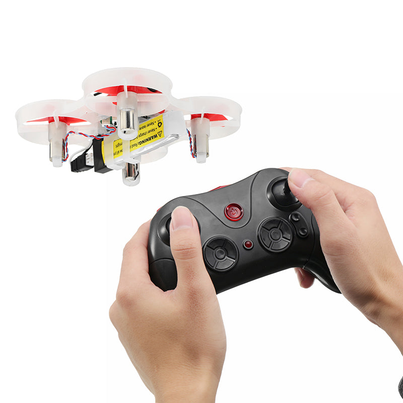 Eachine M80S with 3 Flight Mode 8520 Motor 5.8G 600TVL Camera Micro FPV Racer Drone Quadcopter RTF