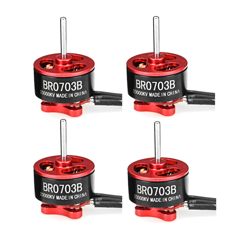4X Racerstar Racing Edition 0703 BR0703B 20000KV 1-2S Brushless Motor For RC Drone FPV Racing Frame