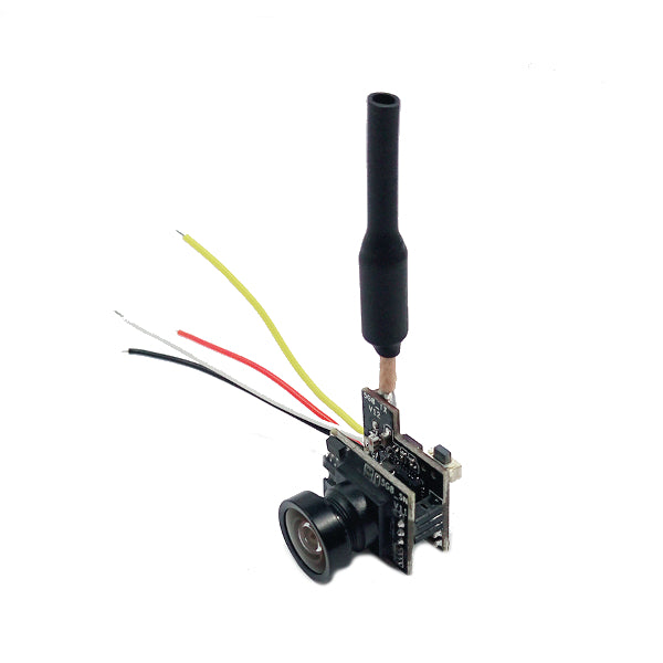 Turbowing 5.8G 48CH 25mw FPV Transmitter 700TVL 1/4 CMOS Wide Angle FPV Camera Support OSD NTSC/PAL Switchable