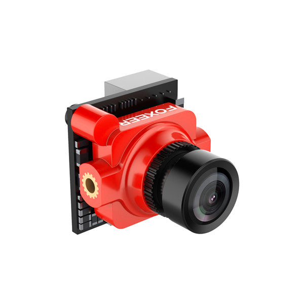 "FPV Camera with OSD Foxeer Arrow Micro Pro 1/3"" CCD 1.8mm M8 Lens 4:3 600TVL PAL/NTSC Black/Blue/Red"