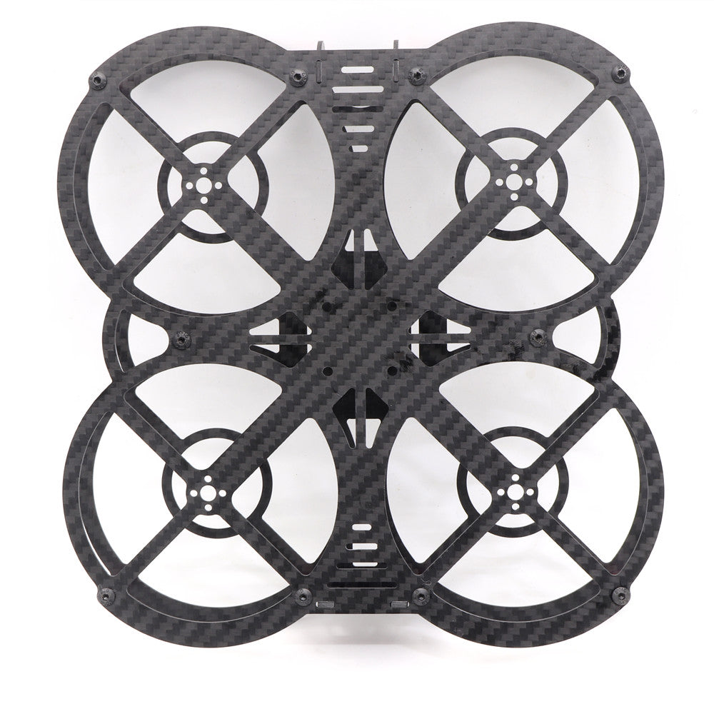 FPV Racing Frame Kit for RC Drone HSKRC Mini X135 135mm 3 Inch/ X200 200mm 5 Inch Carbon Fiber