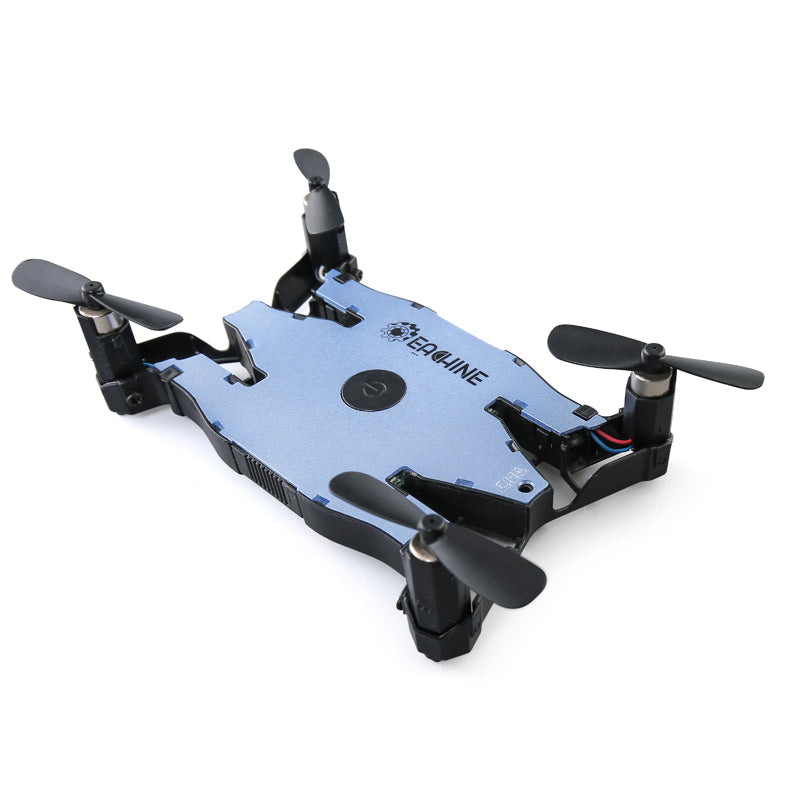 Eachine E57 WiFi FPV Selfie Drone With 2MP 720P HD Camera Auto Foldable Arm Altitude Hold RC Quadcopter