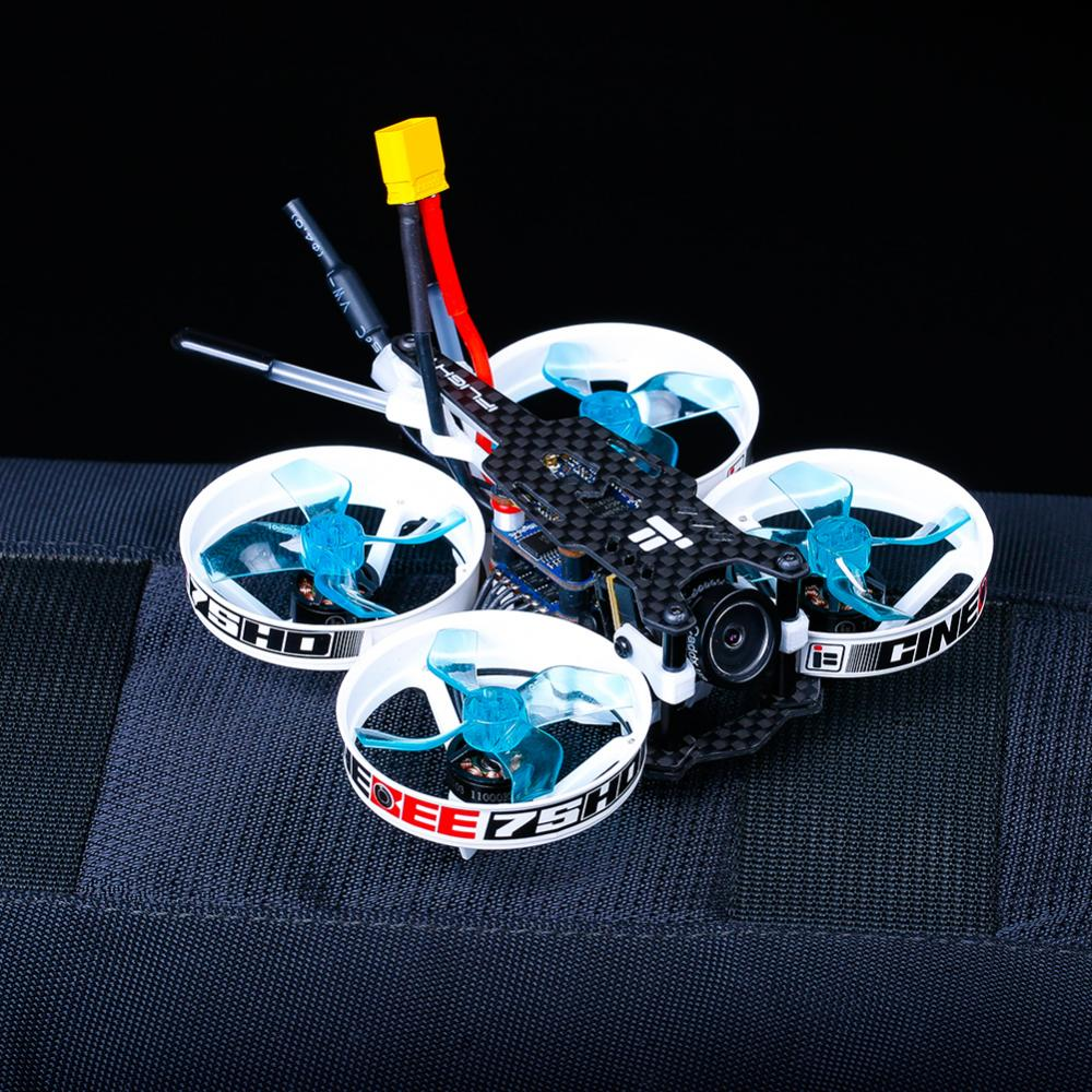 iFlight CineBee 75HD 2-3S Whoop RC FPV Racing Drone W/ SucceX mirco F4 12A 200mW Turtle V2 HD PNP BNF