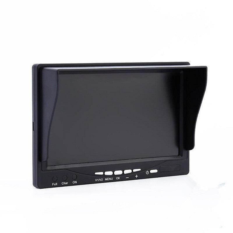 Specfly T-RS2000B 5.8G 7 Inch 32CH HD Receiver FPV Monitor Build-in Battery for RC Drone