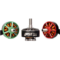 T-motor F60 Pro II 2350KV 2500KV 2700KV 3-4S Brushless Motor for RC Multirotor FPV Racing Drone