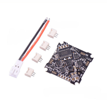 F4 Flight Controller OSD Integrated 4 In 1 BeeCore Betaflight 10A Brushless ESC 1-2S for RC Drone