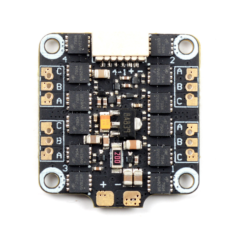 F4 OSD Flight Controller & 15A BL_S 4in1 20x20mm Skystars Talon Mini Flytower ESC & 40CH 25/100mW VTX