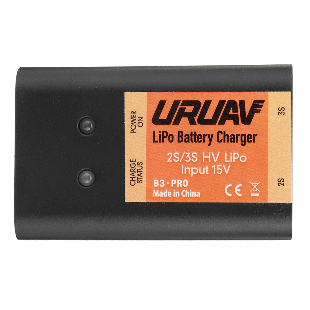 URUAV 2-3S HV 1.5A Lipo Battery Charger Compatible for Xiaomi FIMI A3 RC Quadcopter