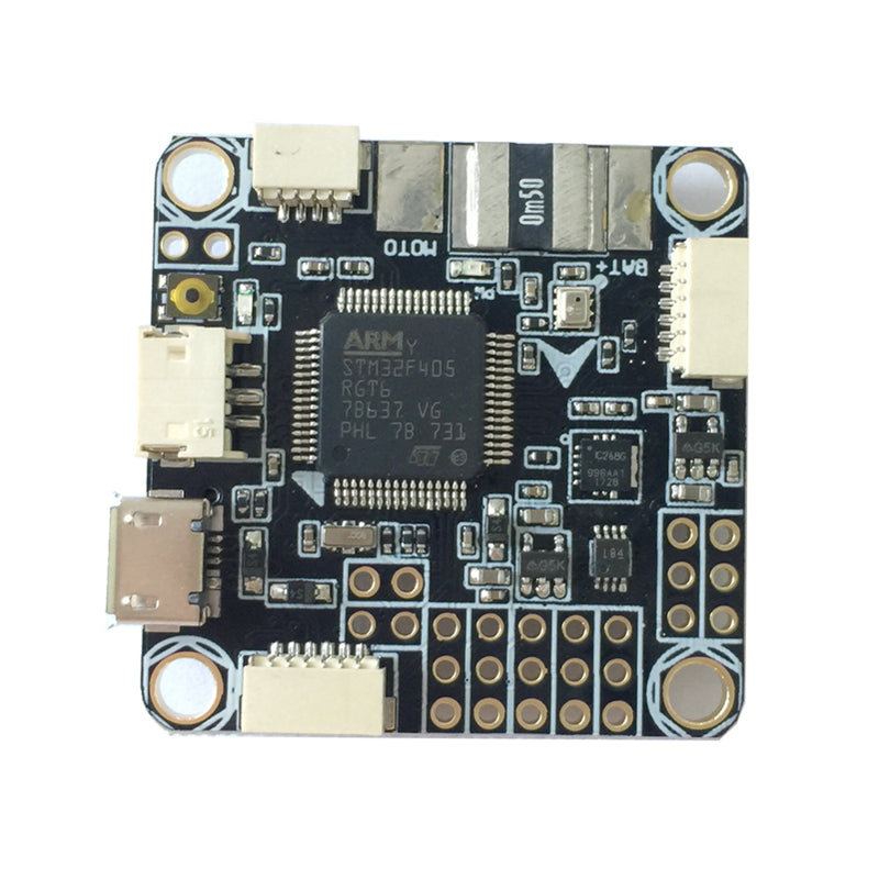 BF3.2 Omnibus F4 V2.1 Flight Controller STM32 F405 MCU Integrated OSD Built-in 5V BEC Current Meter