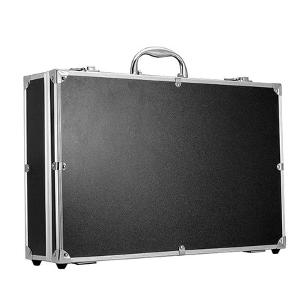 Realacc Aluminum Suitcase Carrying Box Case for Hubsan H501S X4 RC Quadcopter Standard Version