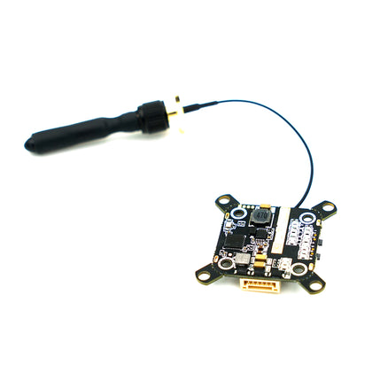 FrSky VTX FPV Transmitter VS600 5.8G 48CH 25/200/600mW w/ the Optional Mounting Hole Spacing 7-28V