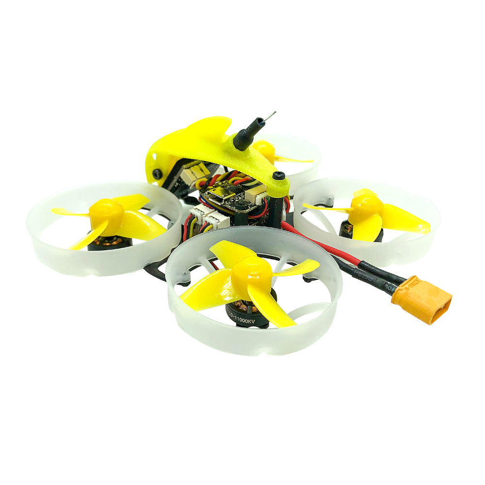 FullSpeed TinyLeader 75mm F4 2-3S Whoop FPV Racing Drone 1103 Motor Caddx Adjustable Cam 600mW VTX