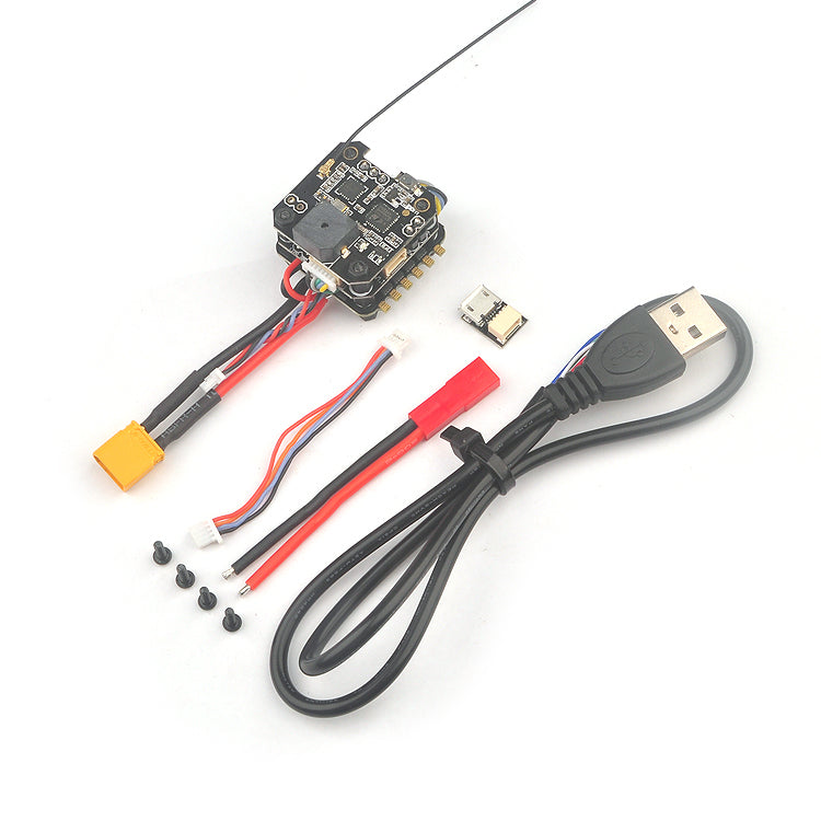 Anniversary Special Edition Eachine Minicube Flytower 20x20mm Compatible Frsky Flysky DSM RX F3 ESC