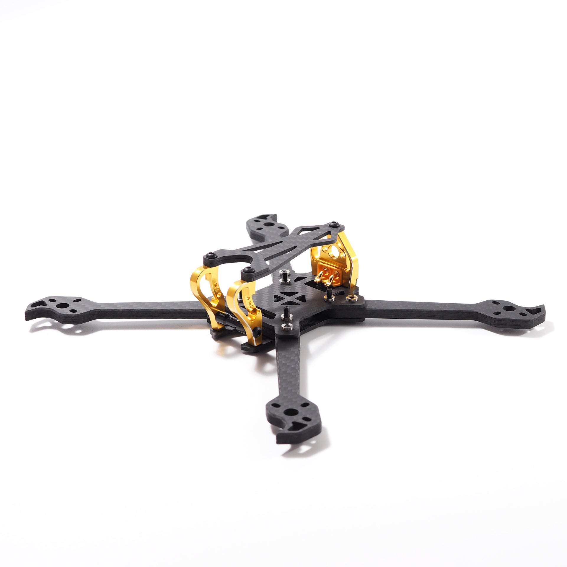 FLYWOO MACAW 220mm 5 Inch FPV Racing Frame Kit 5mm Arm Supports RunCam Micro Swift Foxxer Arrow