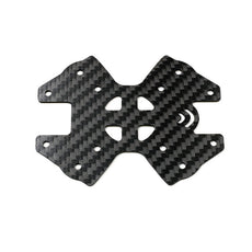 Geprc GEP-LSX Spare Part Carbon Fiber Bottom Plate for GEP LSX4 LSX5 LSX6 RC Drone