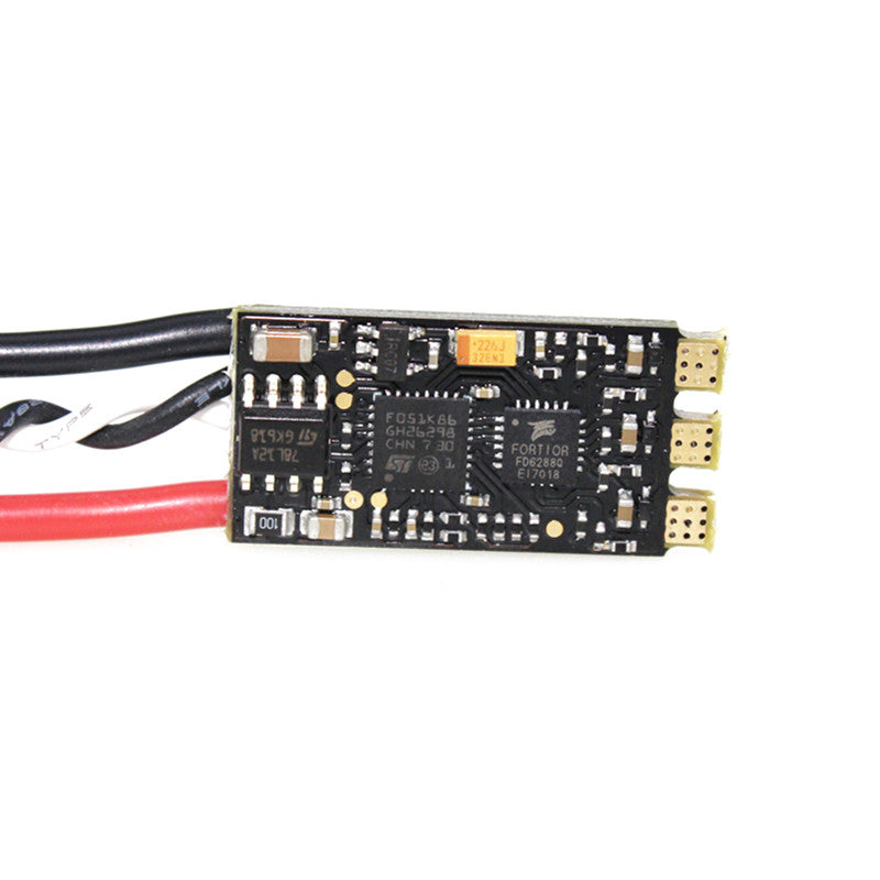 HAKRC BLHeli_32 Bit 35A 2-5S ESC Built-in LED Support Dshot1200 Multishot for FPV RC Drone
