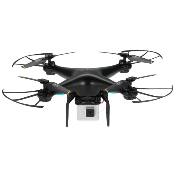 DM DM106 WiFi FPV With 2MP/0.3MP Camera Altitude Hold RC Drone Quadcopter RTF