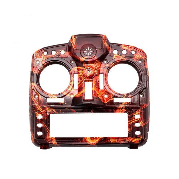 Orginal Frsky Taranis X9D Plus Transmitter Spare Part Carbon Fiber / Rock Monster Custom Shell for RC Drone