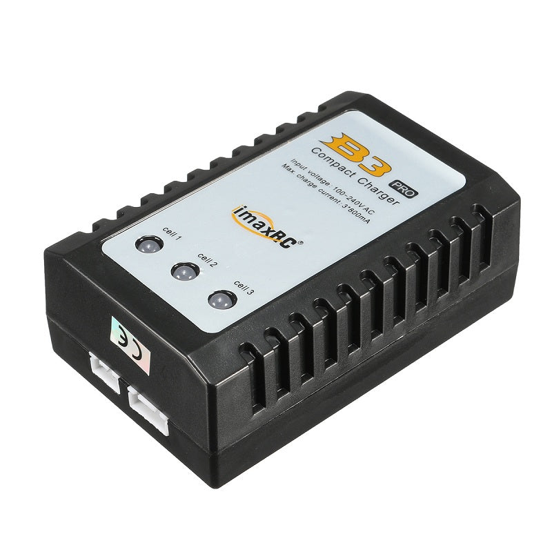 IMaxRC IMax B3 Pro 1.5A Balance Compact Charger for 2S-3S Lipo Battery