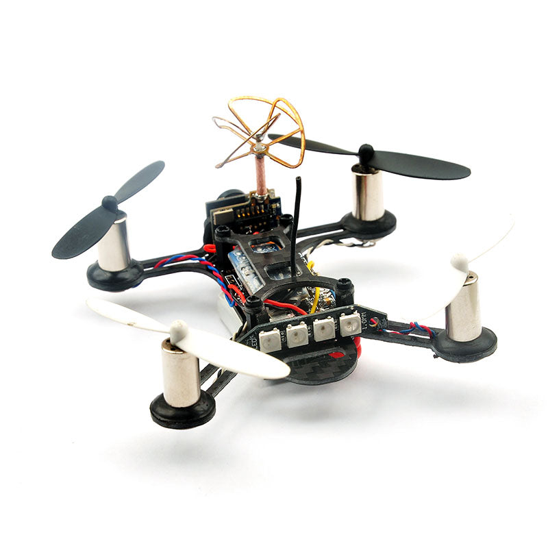 Eachine Tiny QX95 95mm Micro FPV LED RC Racing Drone Quadcopter with i6 Transimittervs RTF