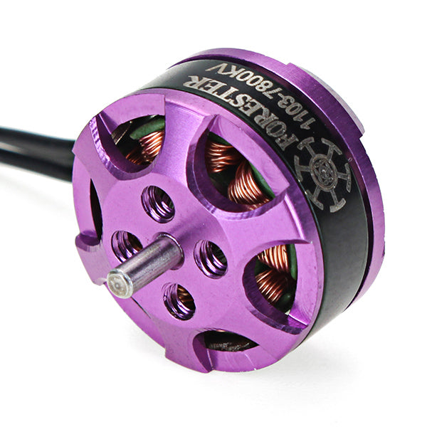 FORESTER 1103 7800KV 2S Brushless Motor for RC Drone FPV Racing