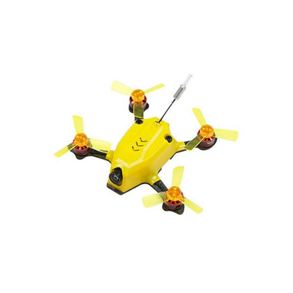 KINGKONG/LDARC 95GT 95mm RC FPV Racing Drone with F3 4in1 10A Blheli_S 25mW 16CH 800TVL BNF