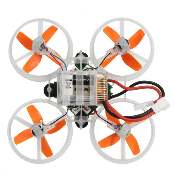 Eachine E010S 65mm Micro FPV RC Drone Quadcopter 800TVL CMOS Based On F3 Brush Flight Controller