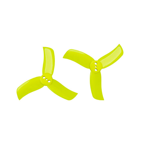 4 Pairs Gemfan Hulkie 2040 2.0X4.0 PC 3-blade Propeller CW CCW for 0806-1105 Motor RC FPV Racing Drone