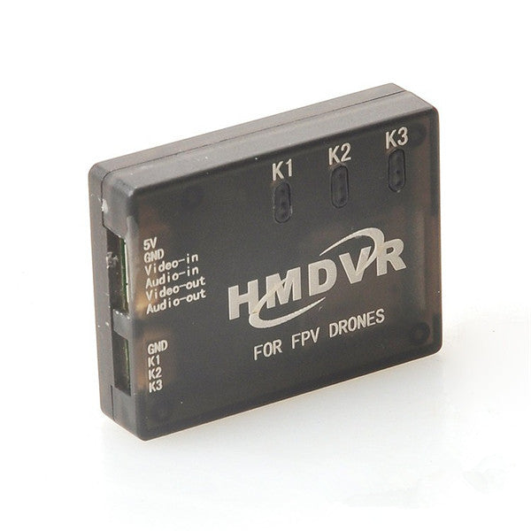 HMDVR Mini DVR Video Audio Recorder for RC Drone FPV Racing