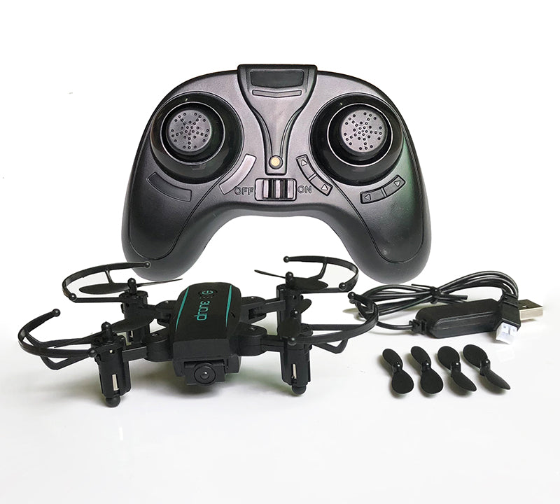 JX 1601 Mini 2.4G 4CH 6-Axis Altitude Hold Mode Foldable Arm RC Drone Quadcopter RTF
