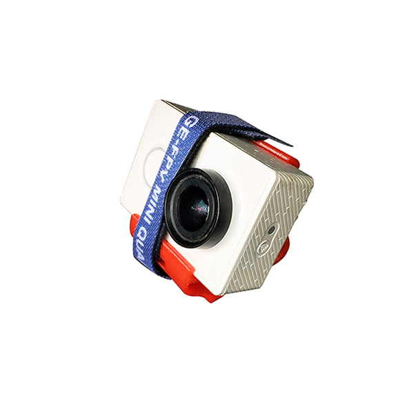 3D Printed Soft Camera Mount for XIAOYI/Gopro GE-FPV TPU 30°