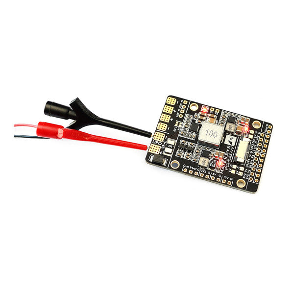 Matek FCHUB-W PDB 3-6S Built-in 4 BEC & 104A Current Sensor for RC FPV Racing Drone