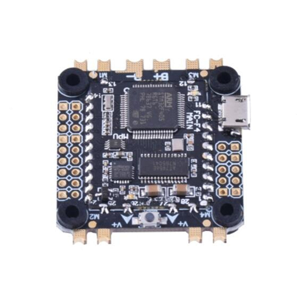 F4 Flight Controller AIO Betaflight OSD 30.5x30.5mm Omnibus 5V BEC AWESOME and Current Sensor