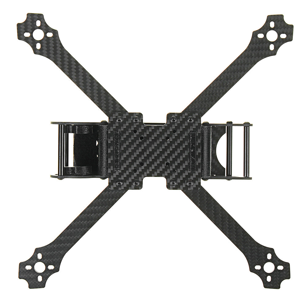 Realacc Mix 255 255mm 5 Inch RC Drone FPV Racing Frame Kit 4mm Arm W/ 5V & 12V PDB