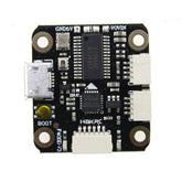 MiniF4 F4 Flight Controller AIO Betaflight OSD 20x20mm HAKRC & 5V 2A BEC Support INAV for RC Drone